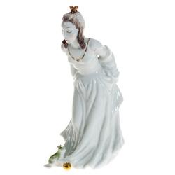 Porcelāna figūra ''Princese un varde''