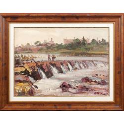 Waterfall of Venta