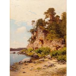 Klinšainais Daugavas krasts