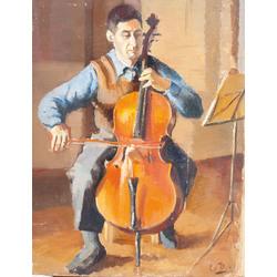Jewish cellist