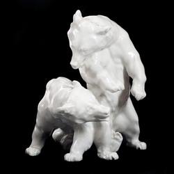 Porcelāna figūra ''Lāči''