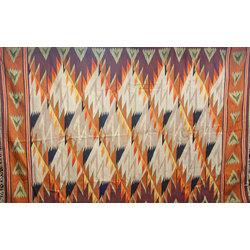 Art Deco stila paklājs