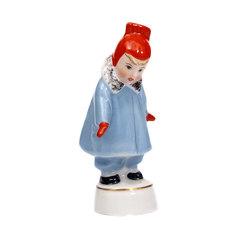 Porcelāna figūriņa ''Meitenīte sarkanajos cimdos''