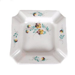 Porcelain ashtray
