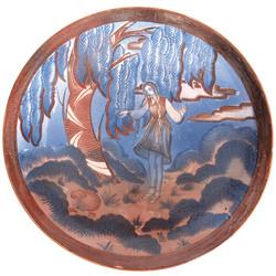 Keramikas šķīvis
