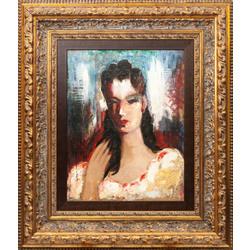 Портрет молодой женшины (Анастасия)