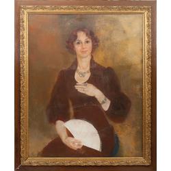 Ausmas Krūmiņas   portrets