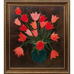Sarkanās tulpes