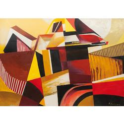 Abstrakta kompozīcija
