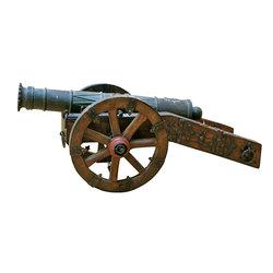 Пушка для салют