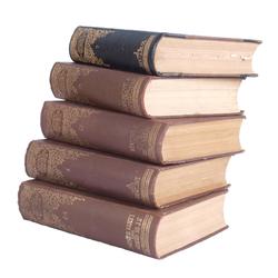 Latviešu Konversācijas vārdnīcas (5 sējumi)