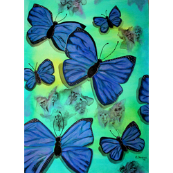 Butterfly effect (Эффект бабочки)
